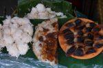 kacimuih tumbang makanan tradisional Minang dari ubi kayu