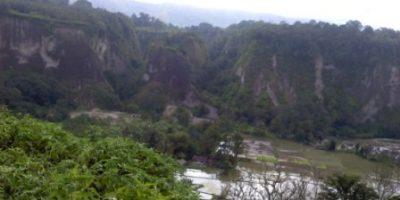 ngarai sianok, wisata alam di Bukittinggi