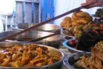 sanduak yang digunakan penjual nasi kapau.