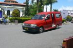 angkutan kota 06 Bukittinggi.