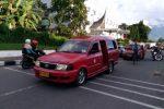 angkutan kota 19 Bukittinggi.