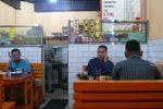 warung pisang panggang H.Zen Bukittinggi